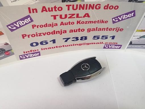 Oklop ključa Mercedes niklovani