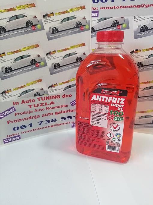 Antifriz 100% G12