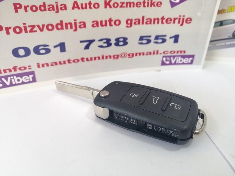 Oklop ključa Golf 6