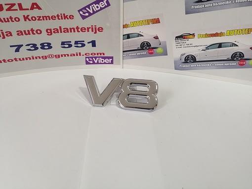 Znak V8