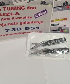 Bočni znakovi X drive
