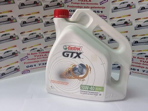 Castrol GTX 10w40 4L