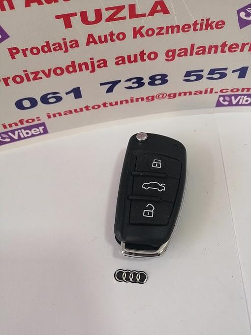 Oklop ključa Audi