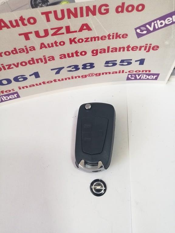 Oklop ključa Opel