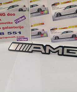 AMG znak gepeka