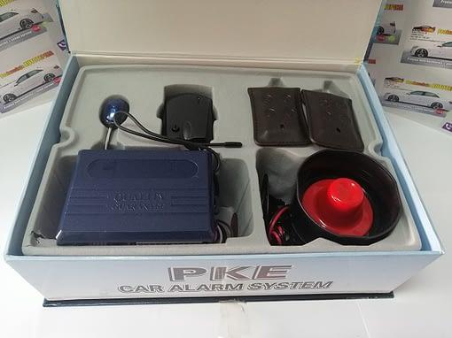 Alarmni uređaj PKE